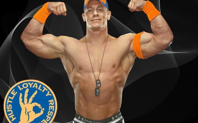 john cena wallpaper muscle power