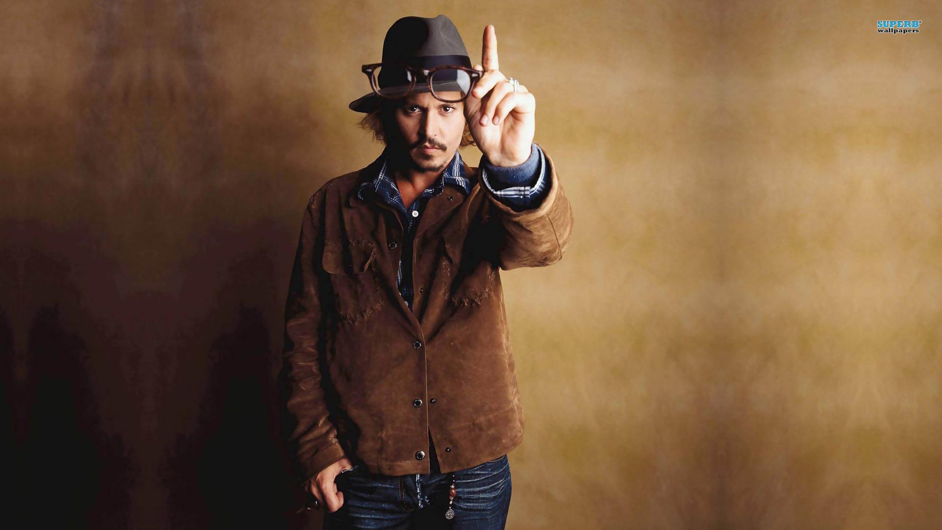 Johnny Depp Wallpaper 1920x1080p
