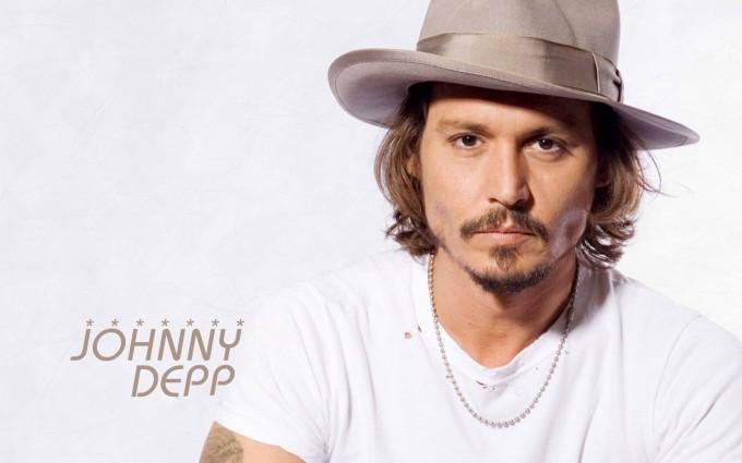 johnny depp wallpaper cap