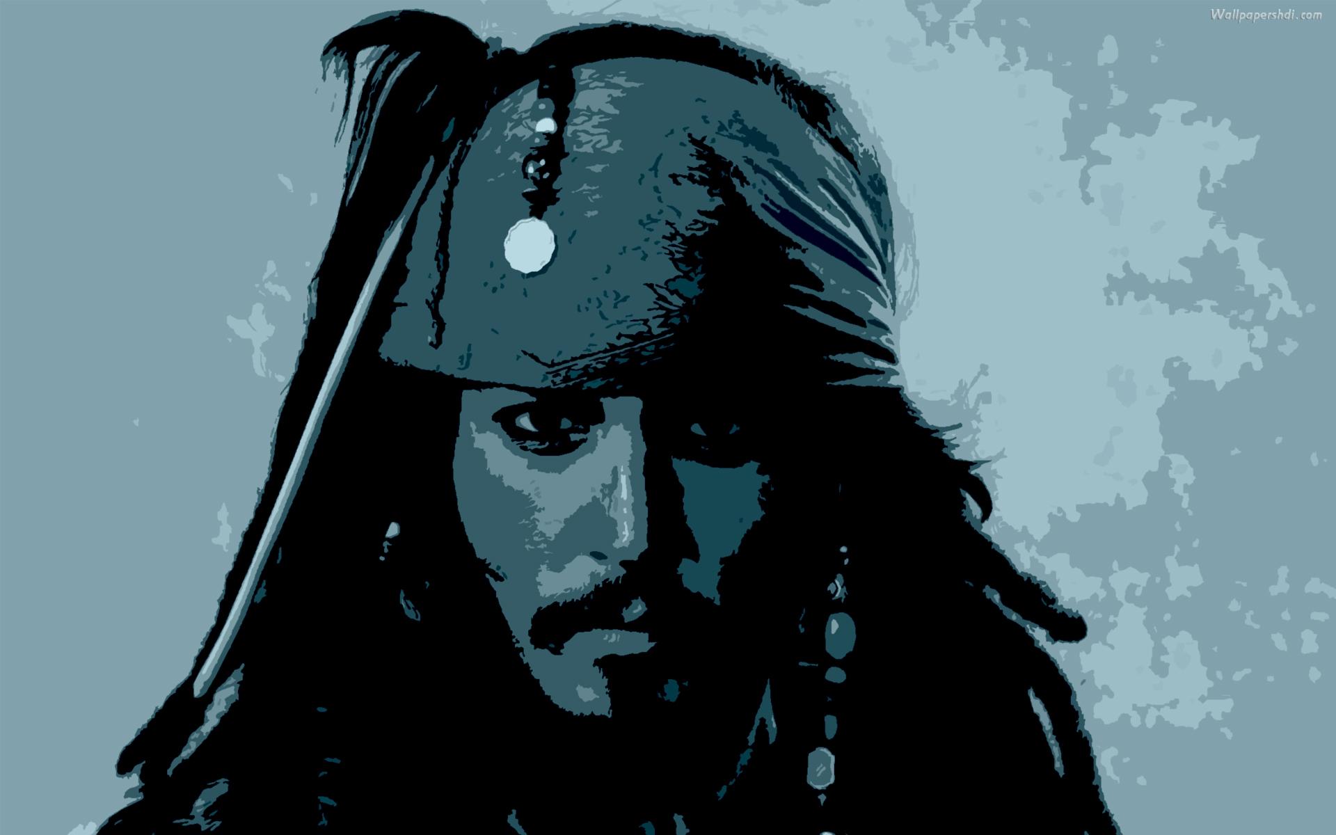 Johnny Depp Wallpaper Cartoon Hd Desktop Wallpapers 4k Hd