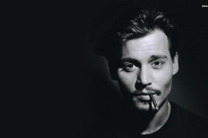 johnny depp wallpaper cigar hd