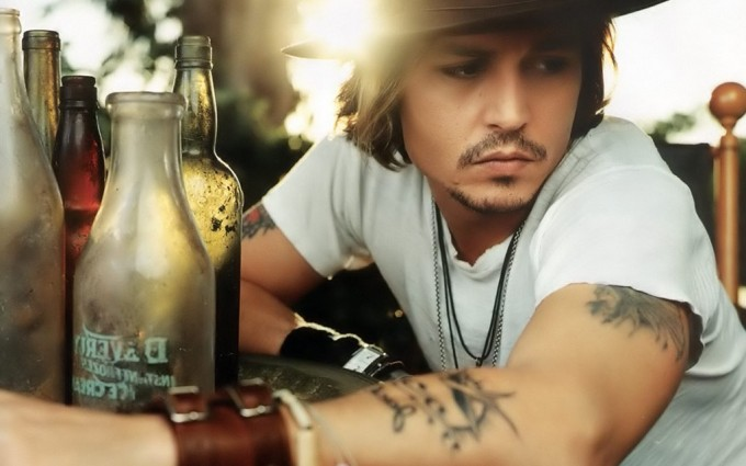 johnny depp wallpaper photography