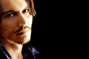 johnny depp wallpaper purple