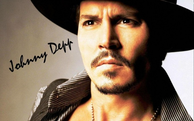 johnny depp wallpaper sweet