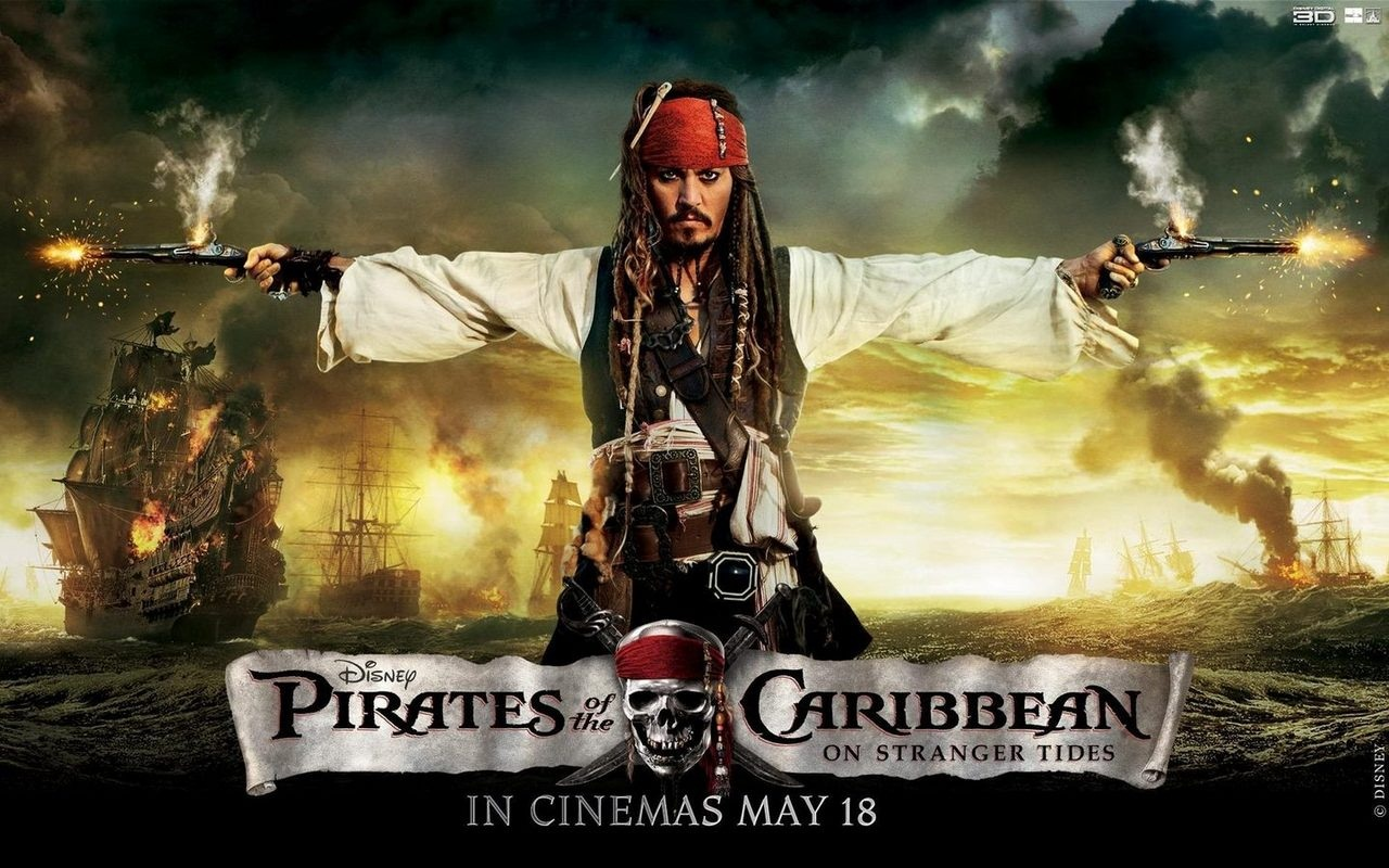 johnny depp wallpapers jack sparrow