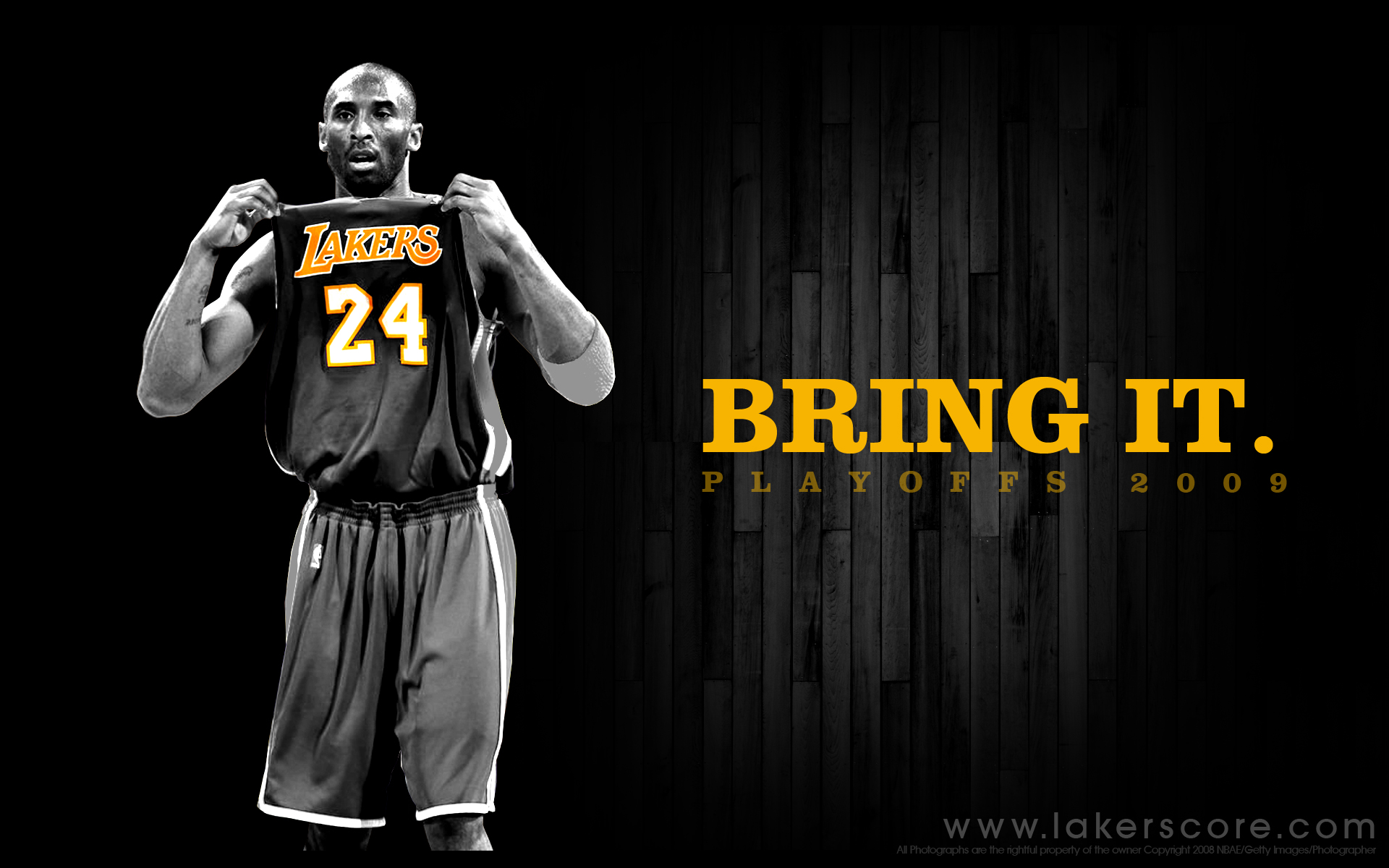 Lakers Wallpaper Bring It