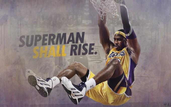 Superman Shall Rise Dwight Howard Wallpaper