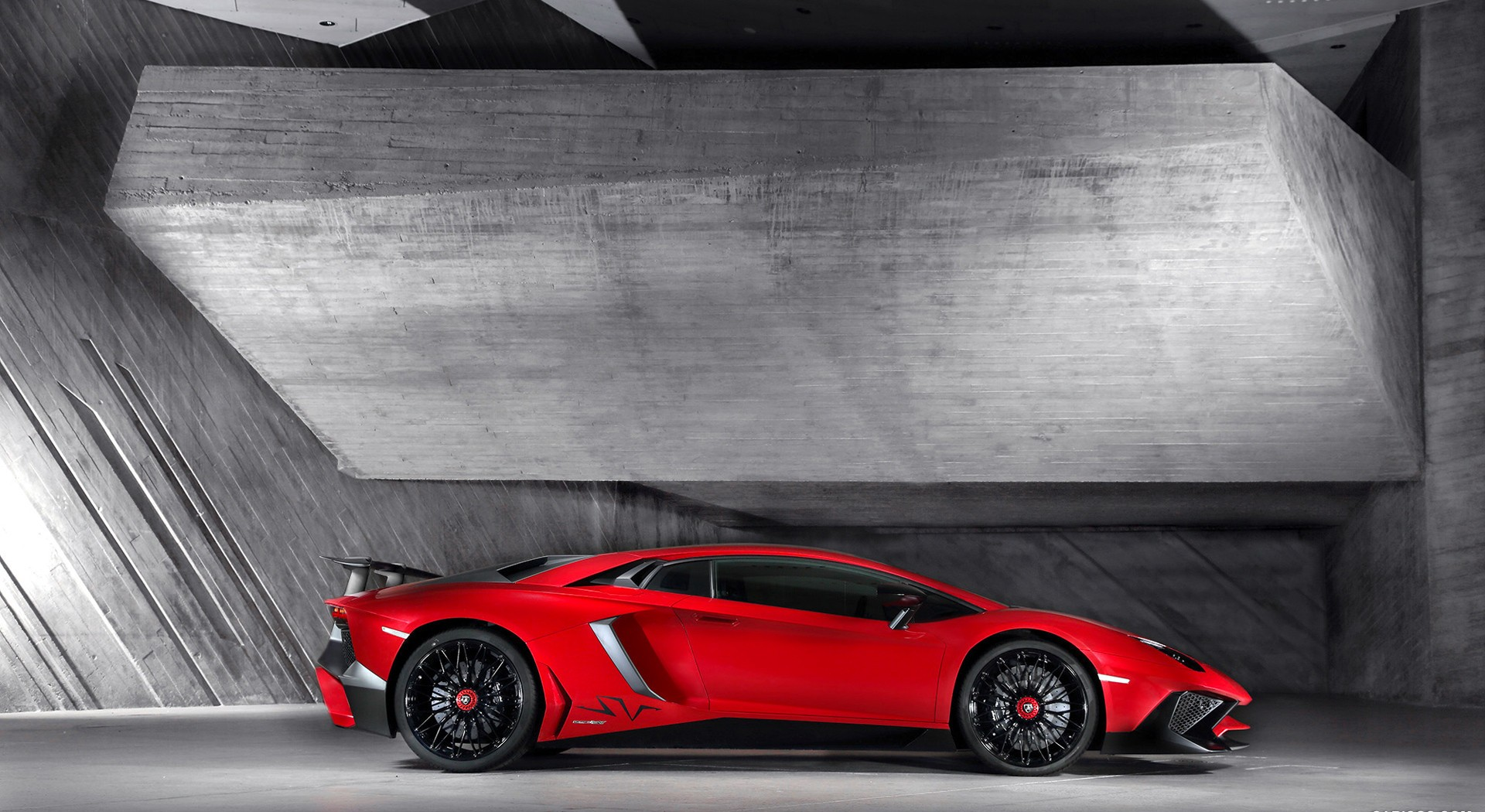 lamborghini aventador superveloce HD wallpaper