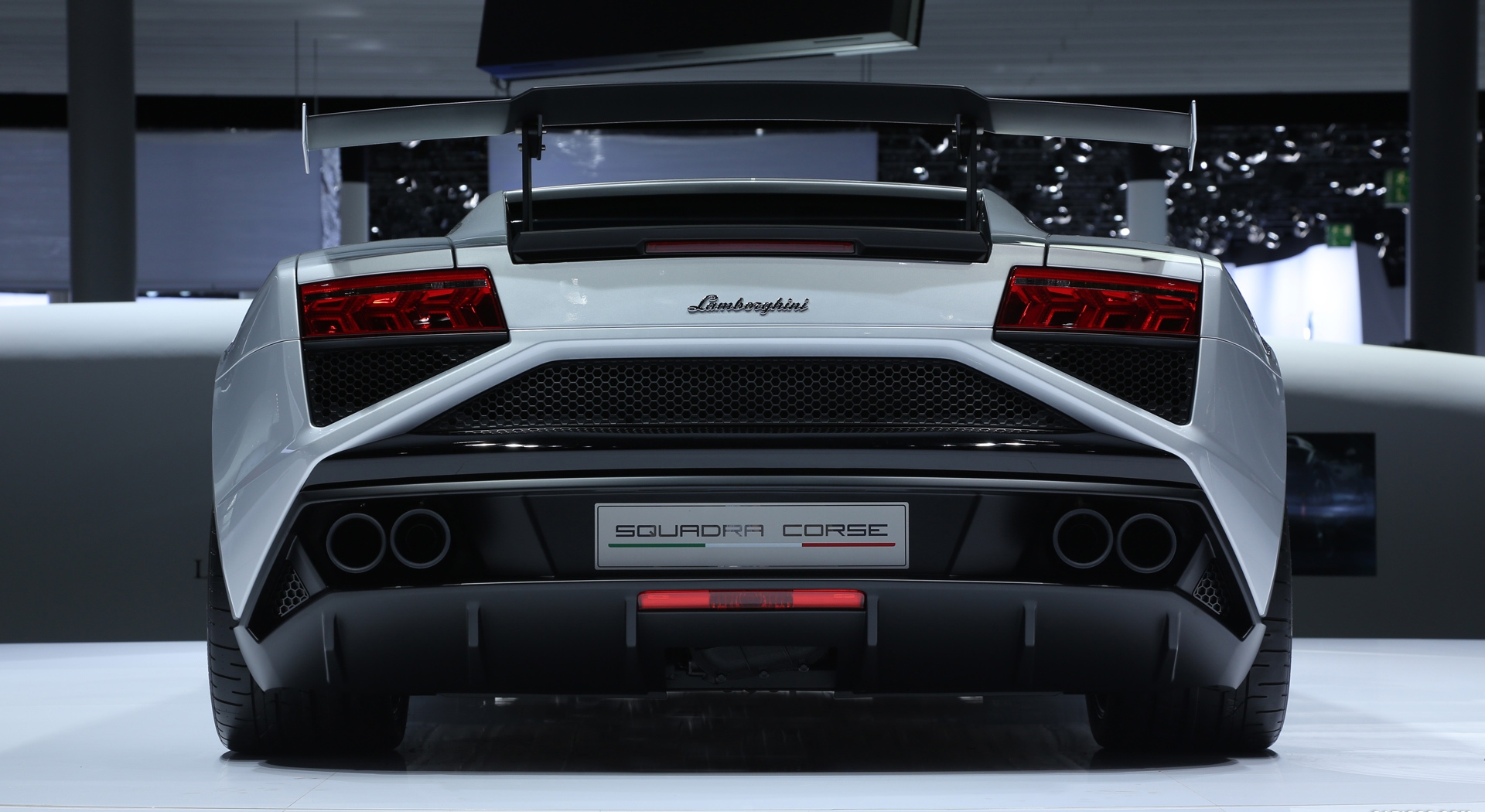 lamborghini gallardo tail light