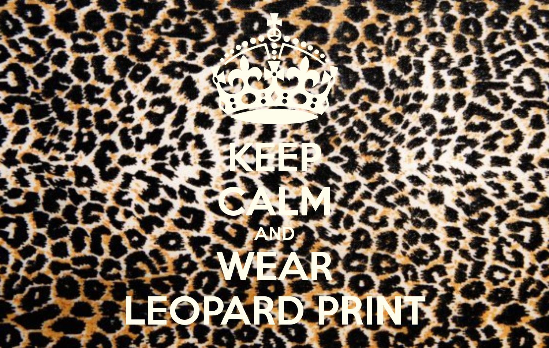 leopard wallpaper quotes