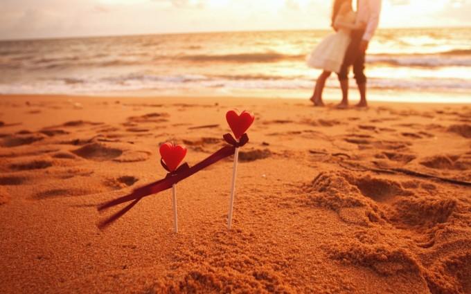 love wallpaper beach photography