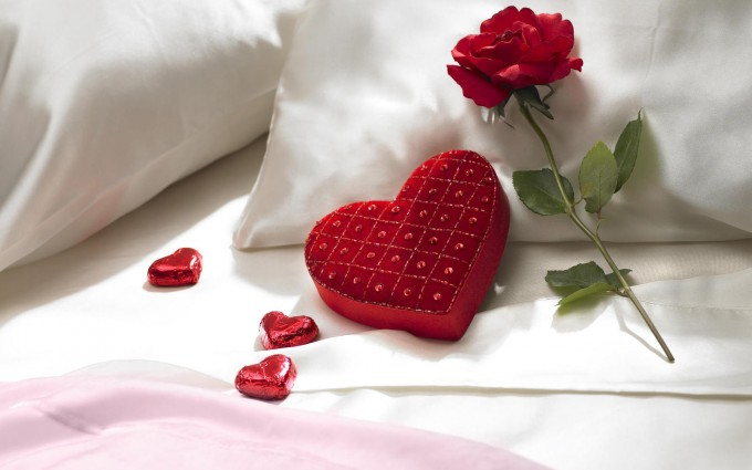 romantic valentines day gifts wallpaper