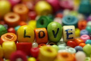 love wallpaper colorful