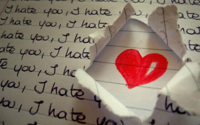 love wallpaper hate