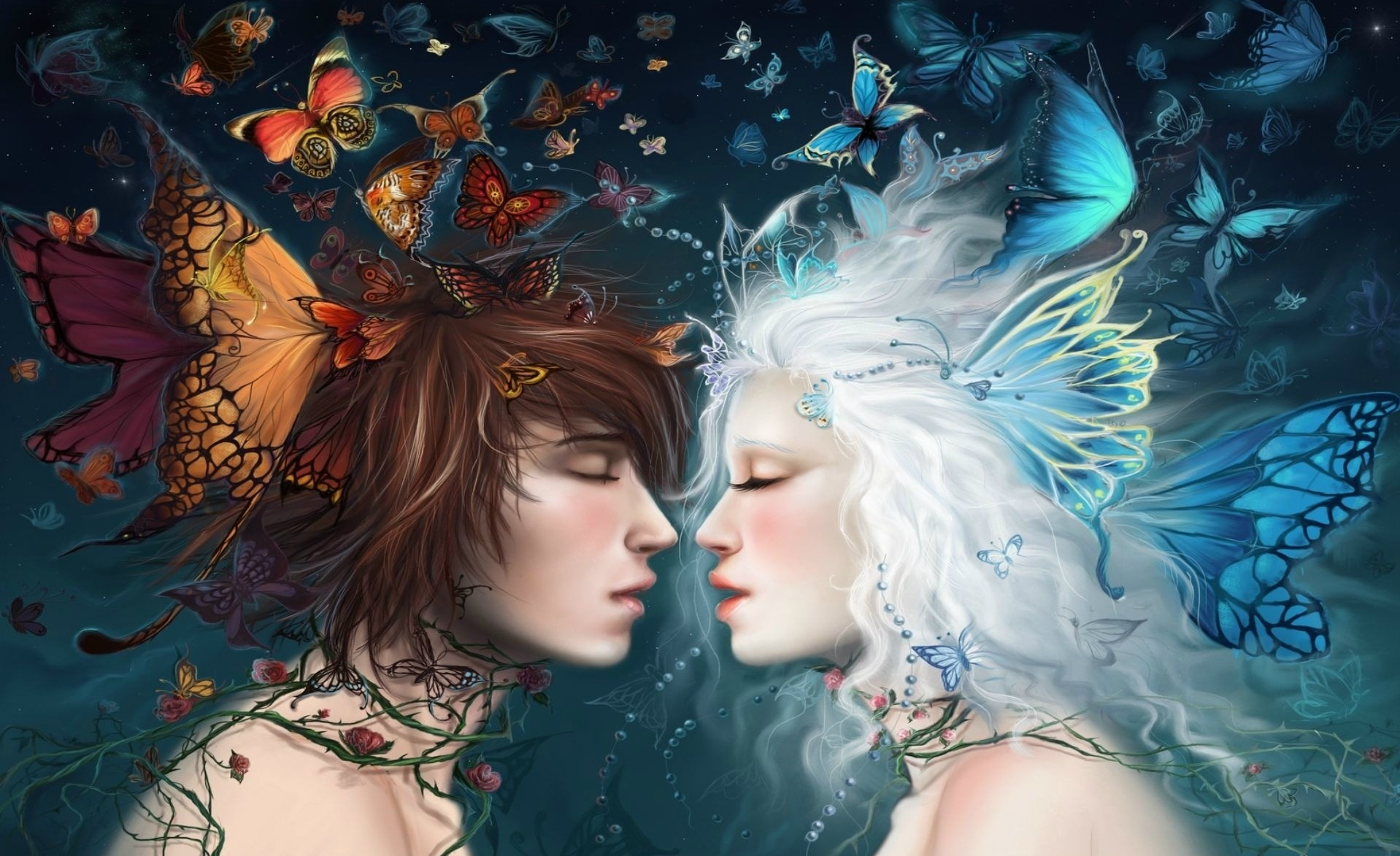 love wallpaper images fantasy