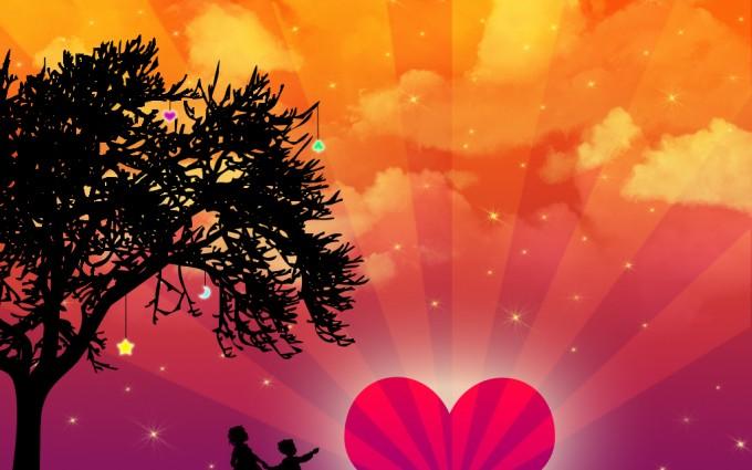 love wallpaper nice