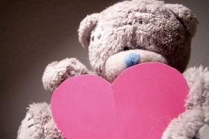 love wallpaper teddy