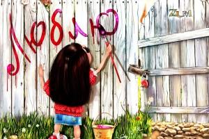 love wallpapers cute cartoon