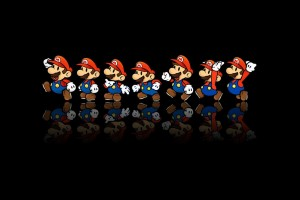 mario wallpaper amazing