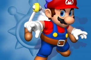 mario wallpaper delightful