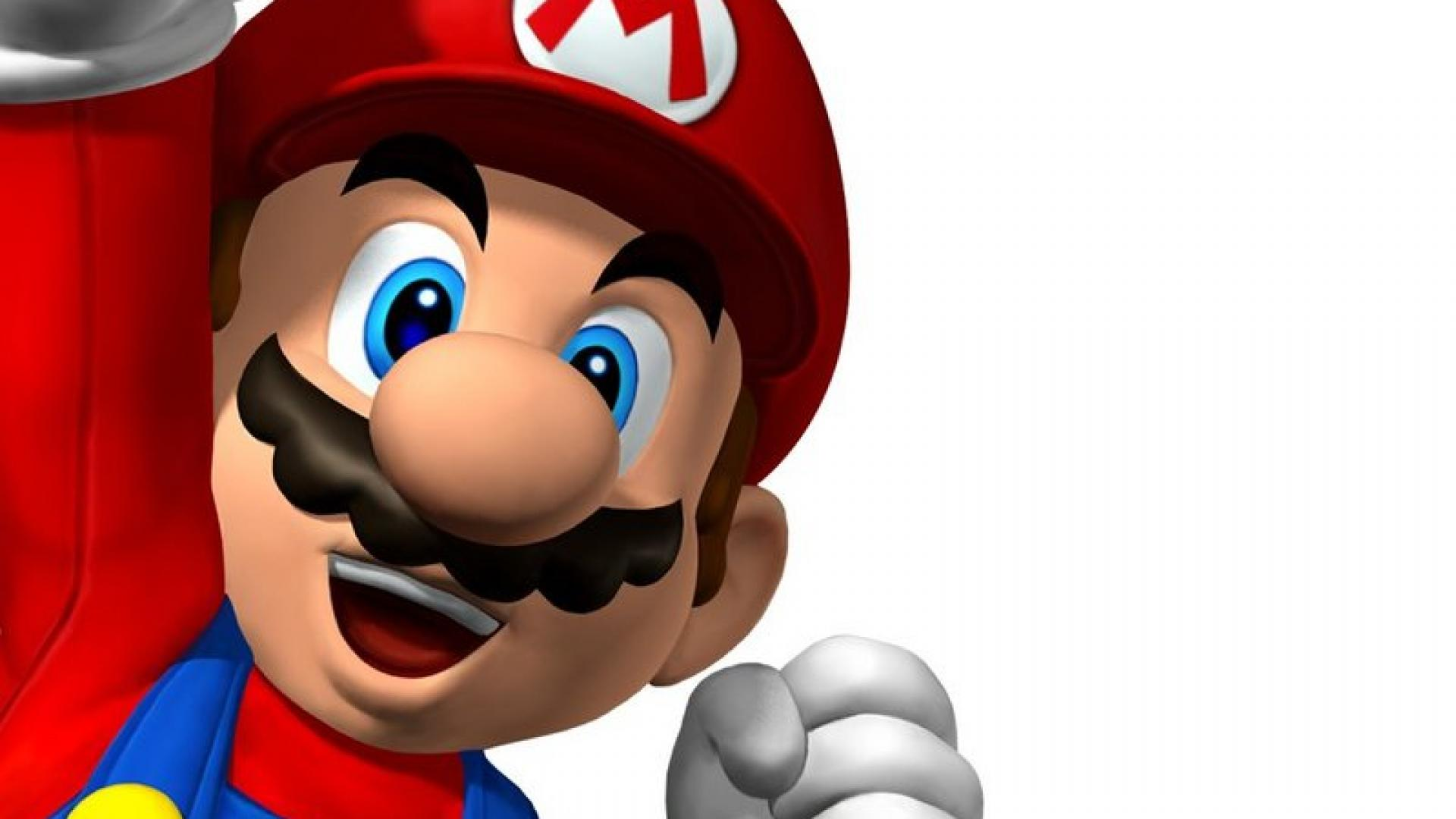 mario wallpaper magnificent