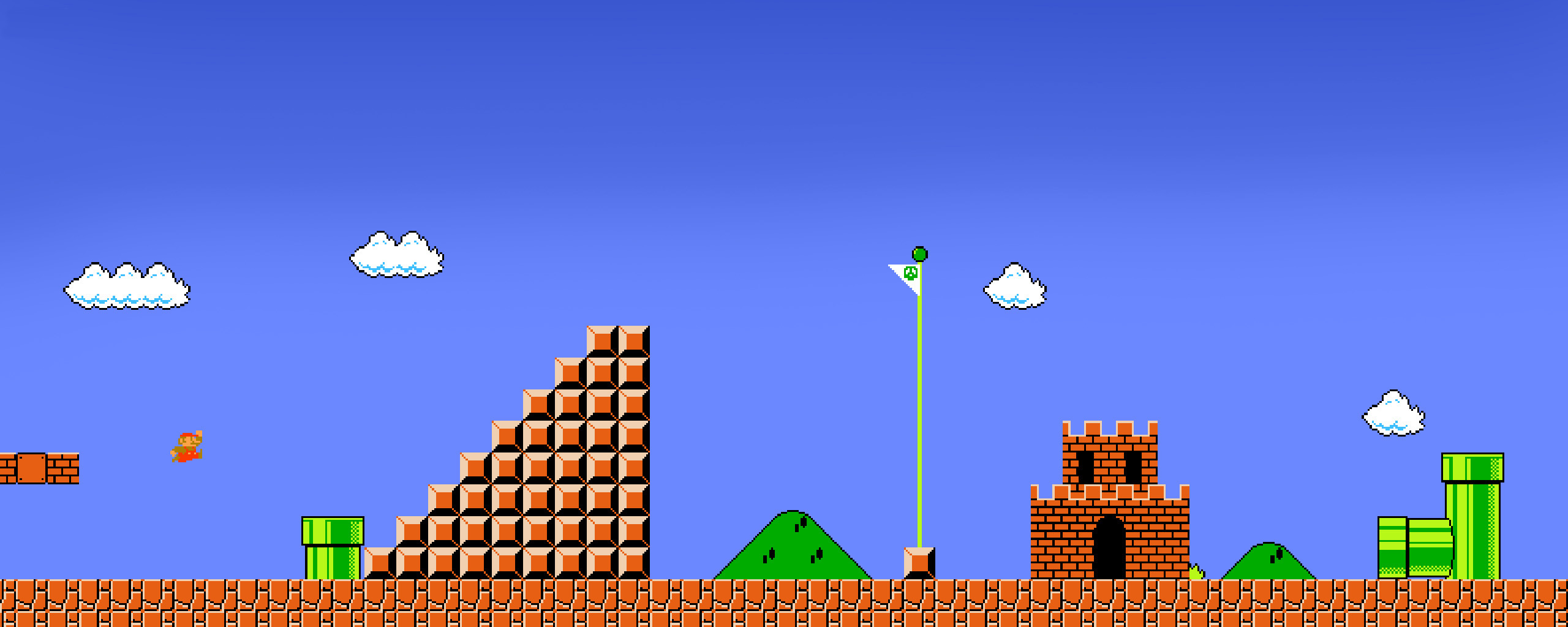 mario wallpaper splendid
