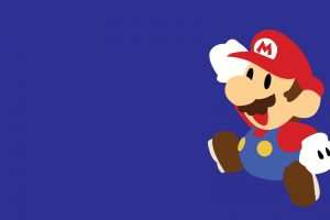 mario wallpaper superb