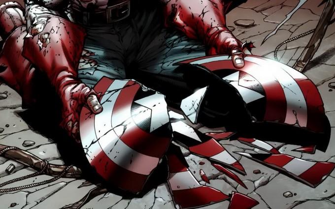 marvel hero wallpaper captain america