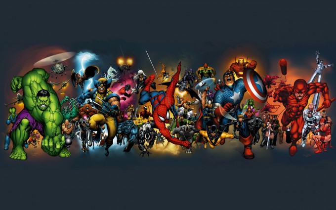 marvel wallpapers 1920x1080p