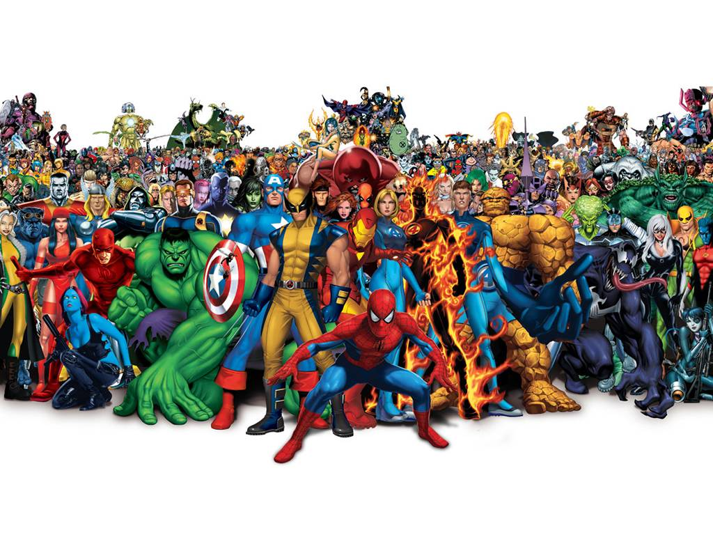 marvel wallpapers comic hd