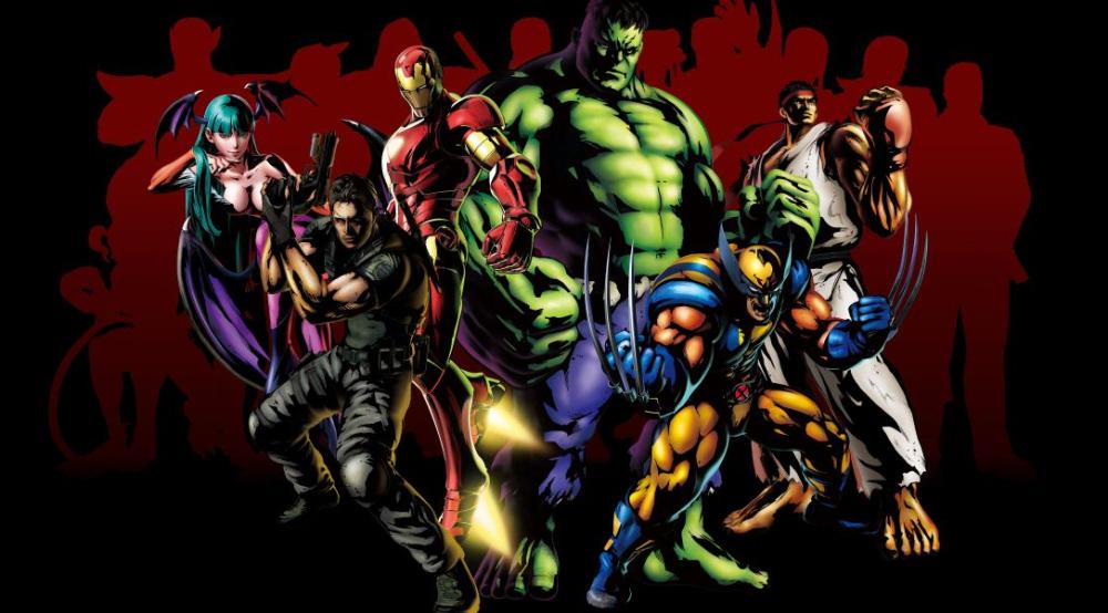 Marvel Wallpapers Widescreen