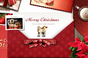 merry christmas cards hd