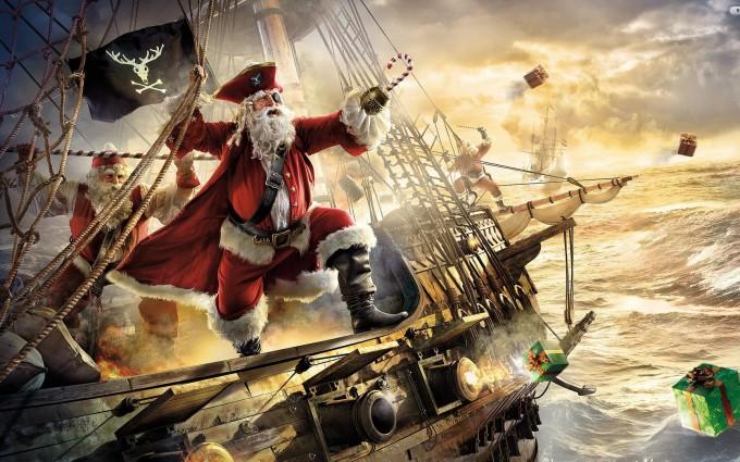 merry christmas wallpapers anime