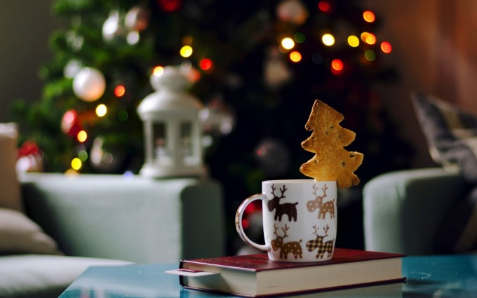 merry christmas wallpapers book