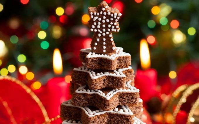 merry christmas wallpapers cake hd