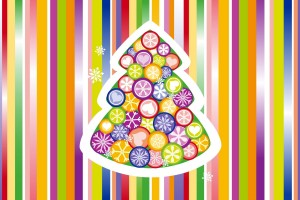 merry christmas wallpapers colorful