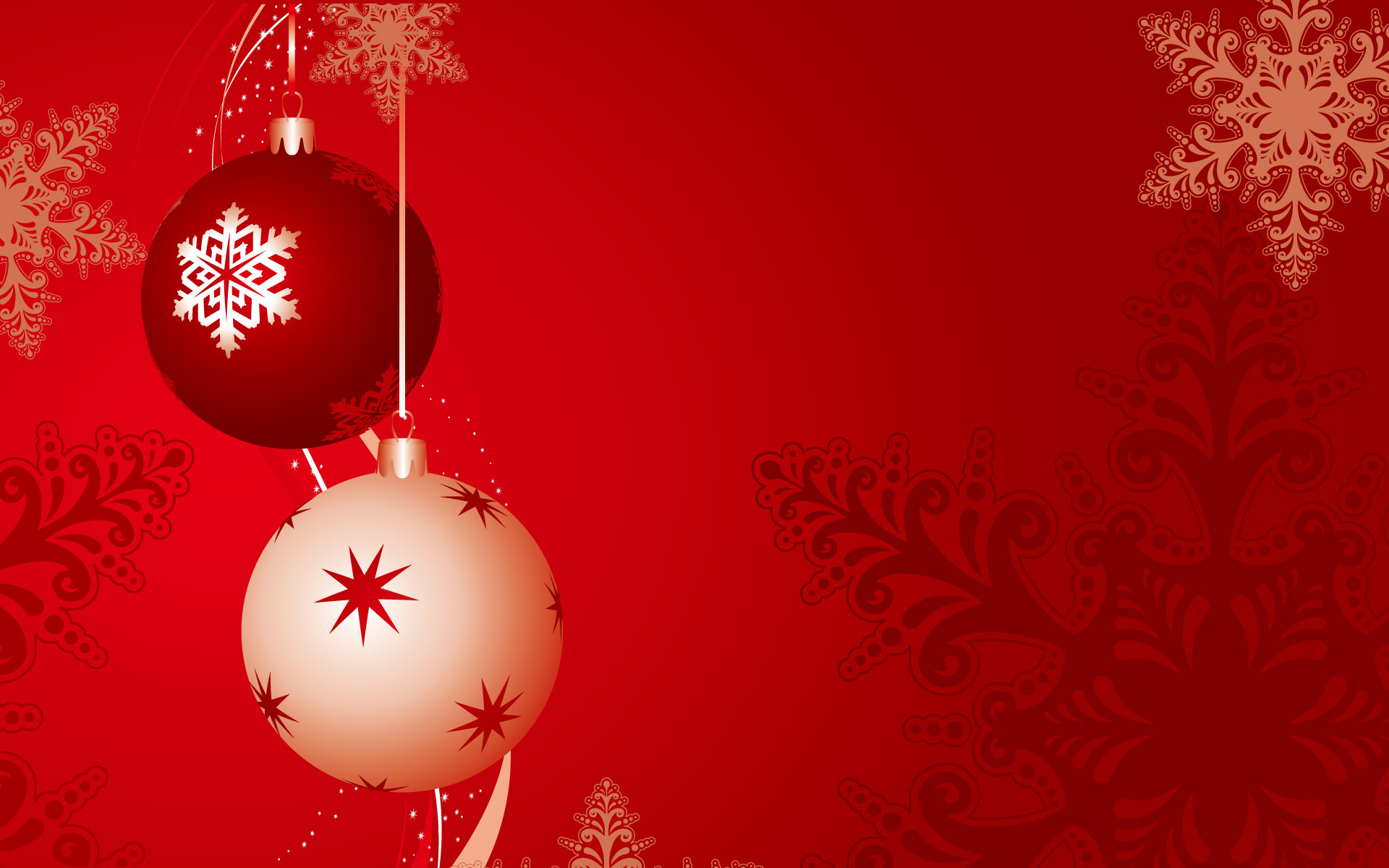 merry christmas wallpapers design