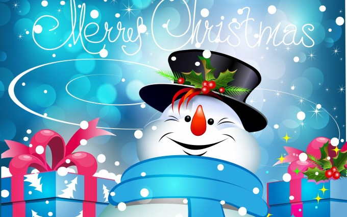 merry christmas wallpapers funny