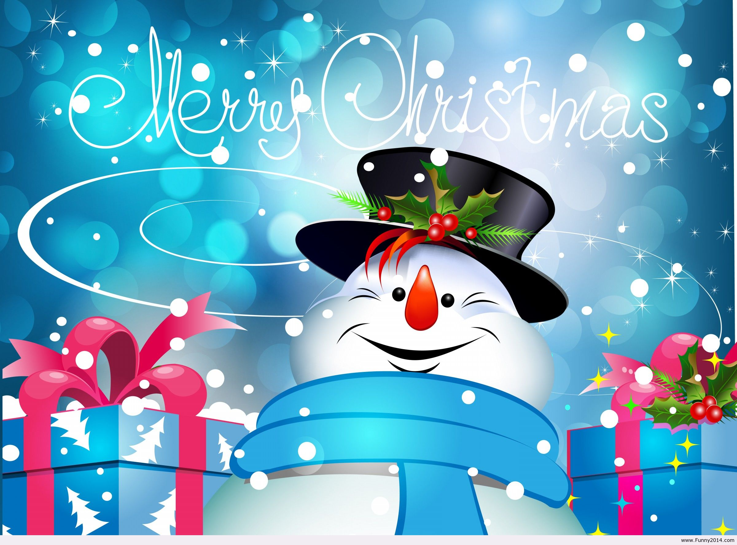 Merry Christmas Wallpapers 2016