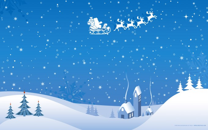 merry christmas wallpapers hd free