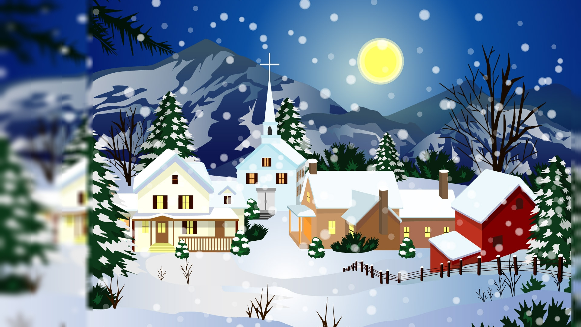 merry christmas wallpapers laptop hd