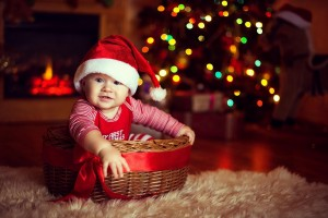 merry christmas wallpapers red baby