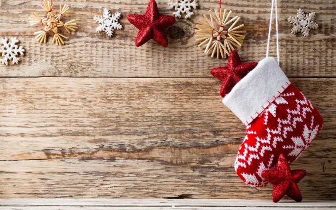 merry christmas wallpapers socks