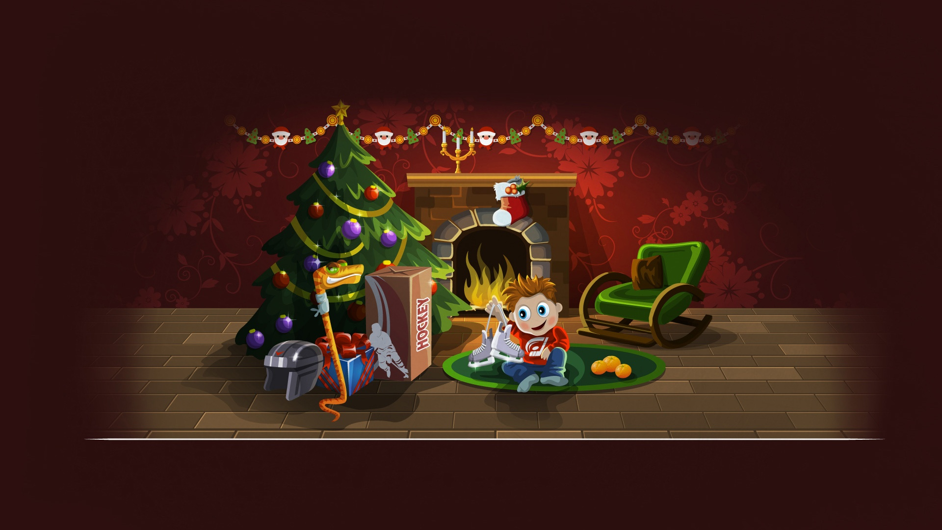 merry christmas wallpapers surprise free