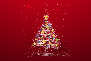 merry christmas wallpapers tree