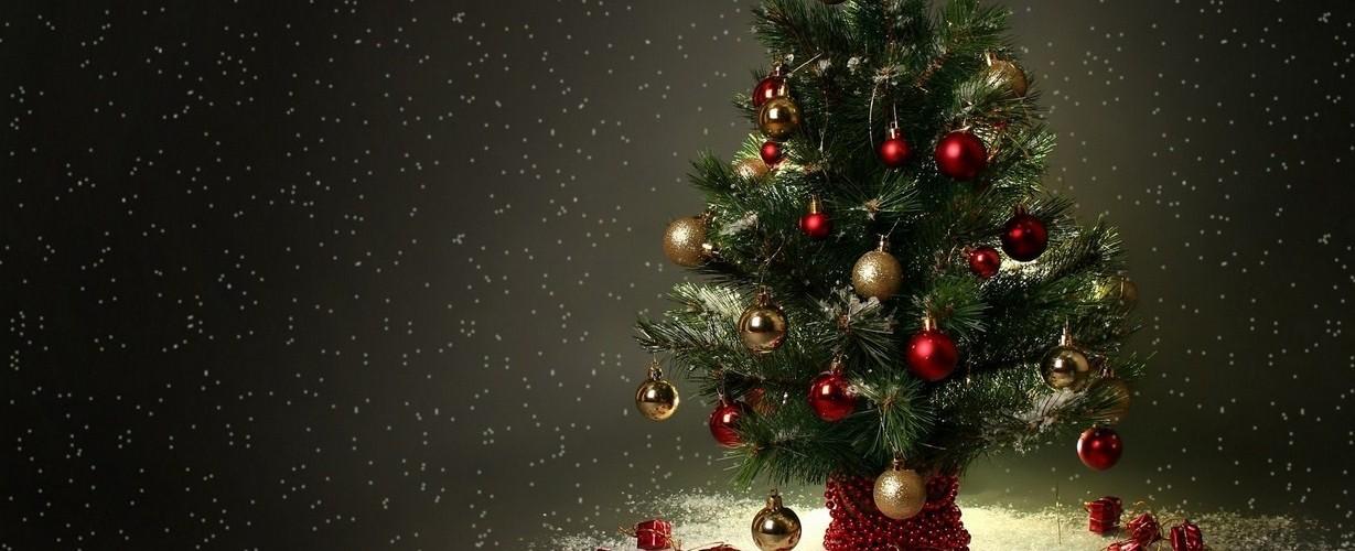 merry christmas wallpapers tree A4 - HD Desktop Wallpapers  4k HD