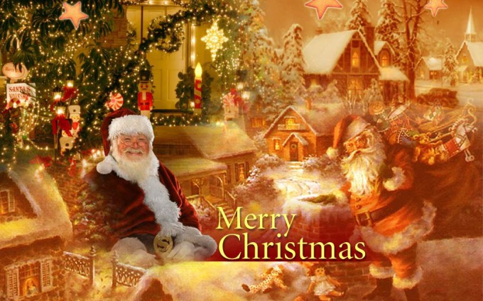merry christmas wallpapers wonderful