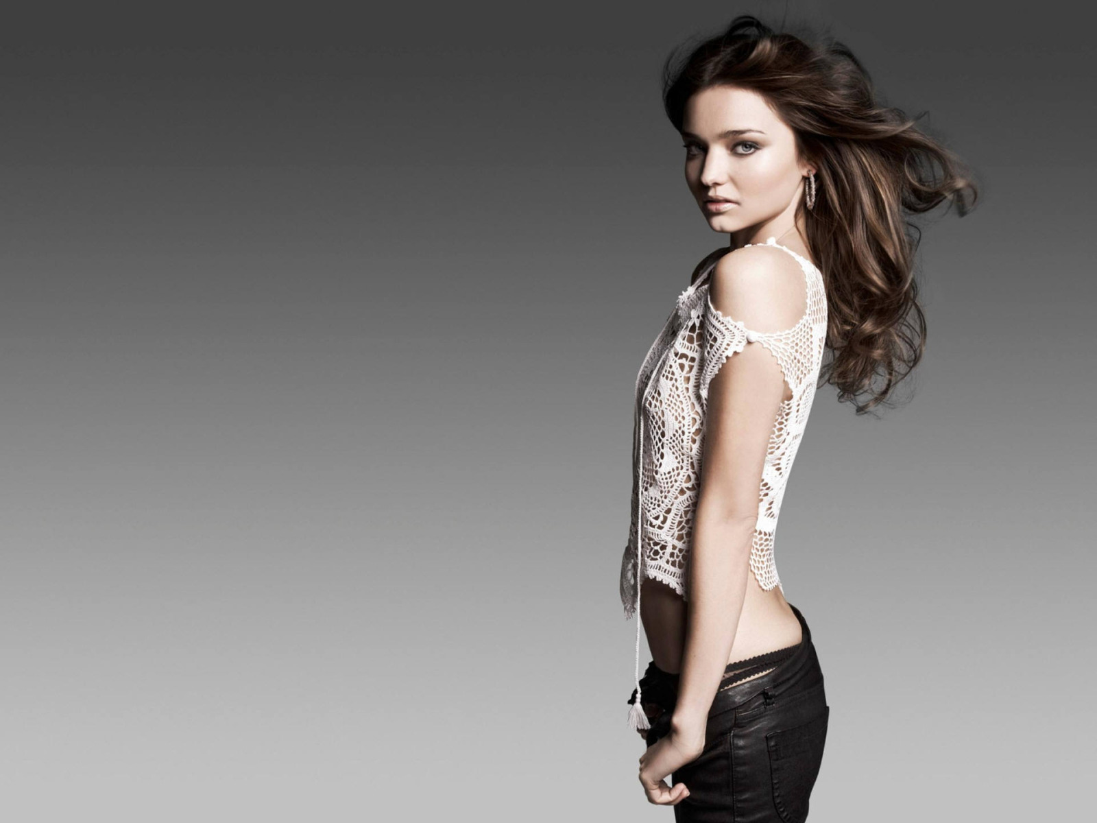 miranda kerr wallpaper stylish