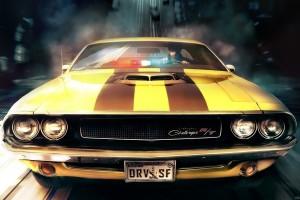 muscle car photos