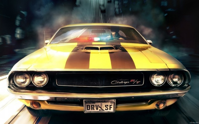 muscle car photos